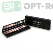 Тени МАС color eyeshadow 10 оттенков