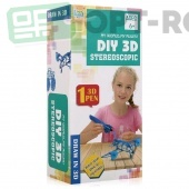 Набор 3d ручек diy 3d stereoscopic