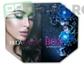 Набор косметики HUDA BEAUTY the box by Huda Kattan