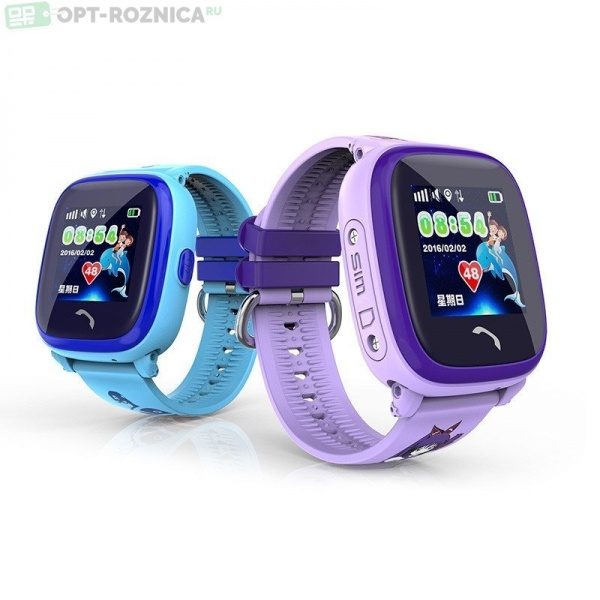 Умные часы smart baby watch df25g